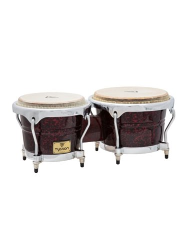 BONGO TYCOON CONCERTO SERIES RED PEARL TB-800 C RP